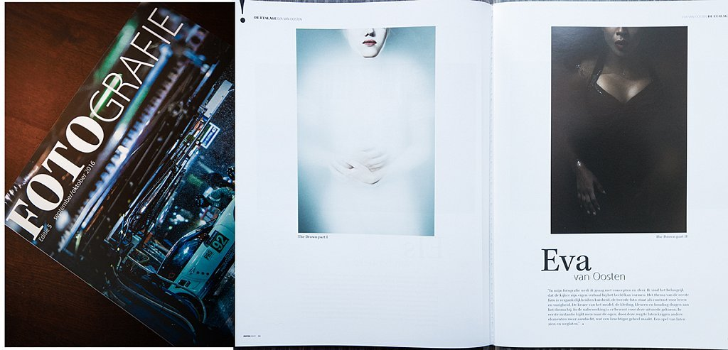 FOTOgrafie magazine - NL